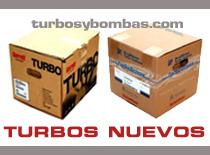 Turbos Nuevos - turbosybombas.com