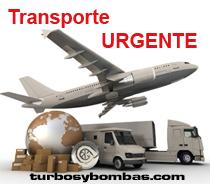 Transporte URGENTE turbosybombas.com