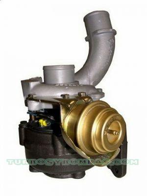 708639-5 Turbocompresor RENAULT Reconstruido