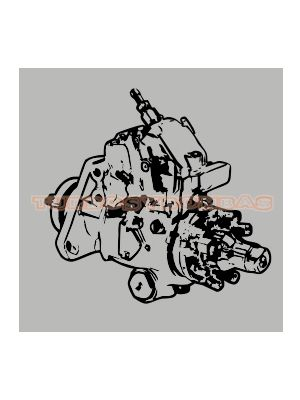 05589 Bomba Stanadyne DB2333-5589