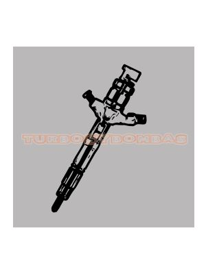 295050-0820 Inyector Denso Common Rail