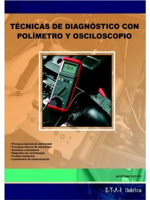 TYB228227  MANUAL DIDACTICO DE TECNICAS DE DIAGNOSTICO CON POLIMETRO Y OSCILOSCOPIO