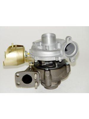 753420-5 Turbocompresor PEUGEOT Reconstruido - 275 + IVA