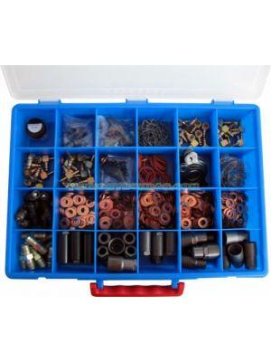 TYB228067 Caja completa recambio de reparación  Inyector y bomba Common Rail Bosch - delphi - Siemmens  875 Pcs