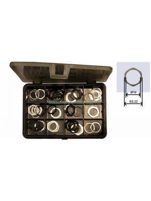 TYB228096 Kit Espesor Inyector  1,00 -> 1,10 mm Incremento 0,01 mm Tot 110 Pz