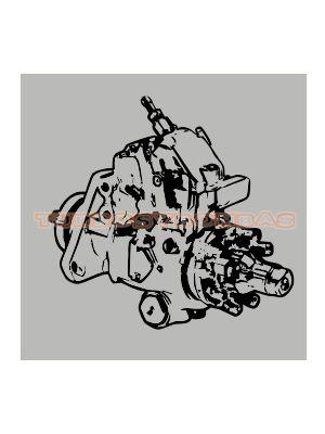05322 Bomba Stanadyne DB2435-5322