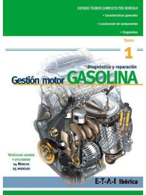 TYB228224  MANUAL GESTIÓN MOTOR GASOLINA TOMO 1