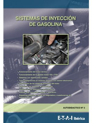 TYB228225  MANUAL SISTEMAS DE INYECCION DE GASOLINA
